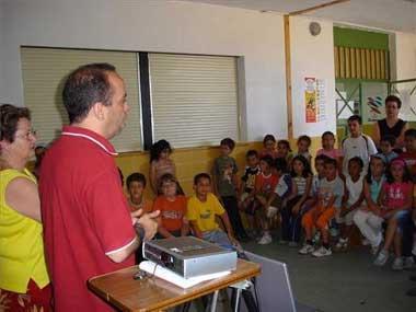 La localidad de Arroyo de la Luz recibe un premio regional por su labor en la Red de Salud Pública