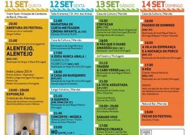 El Festival Internacional de Cine de la villa lusa de Marvão pondrá en valor la cultura rural
