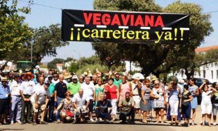 Diputación de Cáceres se compromete a acelerar los trámites para el arreglo de la carretera de Vegaviana