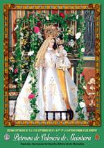 Valencia de Alcántara rinde homenaje a su patrona con la celebración del tradicional septenario