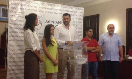 El Ayuntamiento de Coria premia con 1.000 euros a los mejores expedientes del IES Alagón