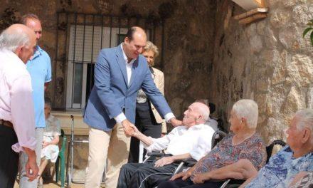 Salud destina 666.000 al mantenimiento de 20 plazas en el centro residencial de Alcántara