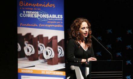 El Gobierno recibe el Primer Premio en Administraciones Públicas por las prácticas socialmente responsables