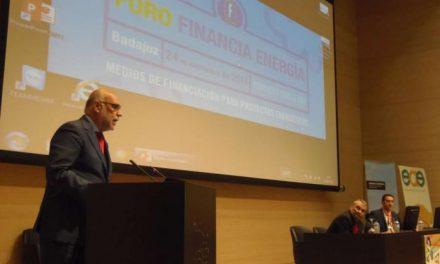 Echávarri destaca los 3.000 millones de euros destinados a los Programas Operativos para apoyo energético