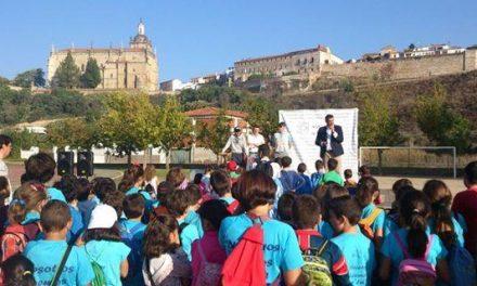 El Ayuntamiento de Coria pone en valor la actividad física con la I Feria del Deporte