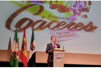 Sevilla acoge una campaña para promocionar los recursos turísticos de la provincia de Cáceres