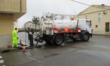 Acciona Agua continúa este mes con los trabajos de mantenimiento preventivo en Moraleja