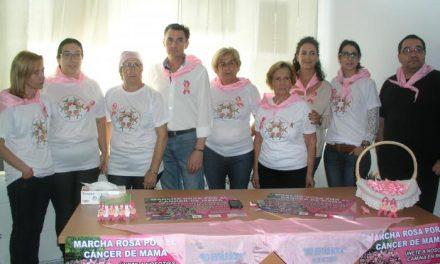 La Asociación Oncológica anima a los ciudadanos a participar en la Marcha Rosa que acogerá Coria