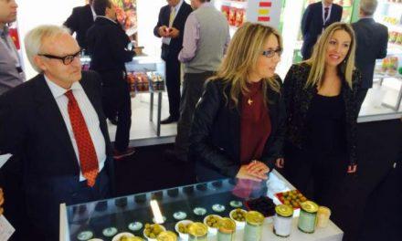 Extremadura difunde en París a empresarios e inversores la excelencia del sector agroalimentario