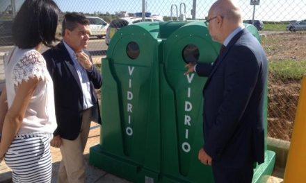 Echávarri anuncia  más de 1,5 millones de euros para la ayuda de instalación de puntos limpios