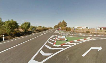Fomento invierte 742.000 euros para eliminar tres tramos de concentración de accidentes en Cáceres