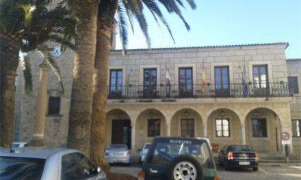 El Ayuntamiento de Coria abordará el pleno ordinario el reconocimiento extrajudicial del crédito del consistorio