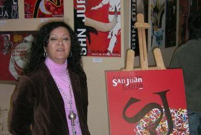 Un vecino de La Rioja gana el concurso del cartel anunciador de las Fiestas de San Juan 2008 de Coria