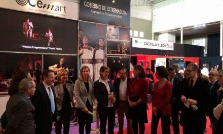 Más de 15 espectáculos de compañías extremeñas se muestran en el Mercado de las Artes de Valladolid
