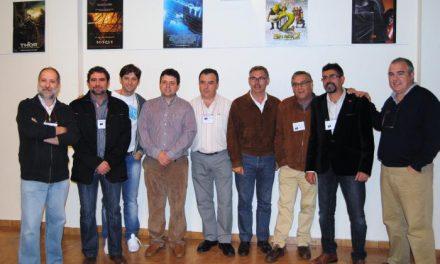 """La Asociación """"Nos gusta el cine"""" de Valencia de Alcántara homenajea la historia cinematográfica"""