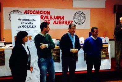 El Gran Maestro David Larin se proclama ganador del XXVI Torneo de Ajedrez de la Diputación en Moraleja