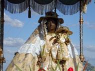 El santuario de la Virgen de Argeme, patrona de la ciudad de Coria, tendrá un museo de objetos religiosos