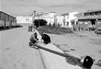 El Ayuntamiento de Almendralejo renueva el alumbrado público de todas las calles de la zona de El Peri