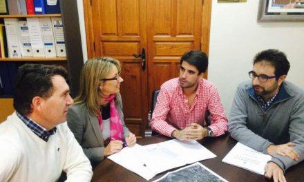 La vicepresidenta regional anuncia la ampliación del Polígono industrial de Torrejoncillo