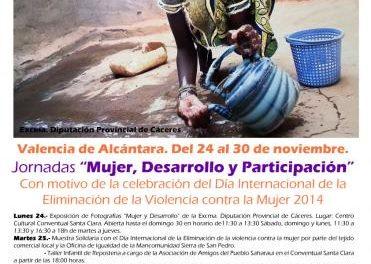 Valencia de Alcántara organiza una semana de actividades contra la violencia de género