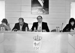 El alcalde de Don Benito, Mariano Gallego, delega sus funciones en el teniente de alcalde, Juan Bravo
