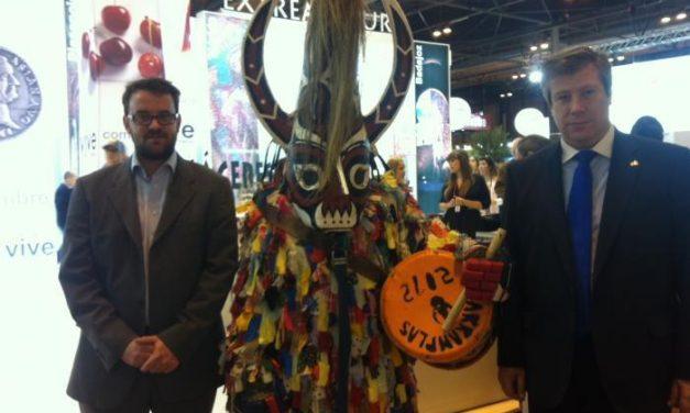 El Jarramplas de la localidad cacereña de Piornal es declarado Fiesta de Interés Turístico Nacional