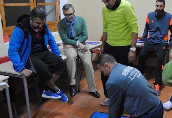 Cruz Roja de Valencia de Alcántara apuesta por la formación en materia de soporte vital y salud