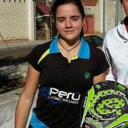 La palista Paula Josemaría, natural de Moraleja, será galardonada  por sus buenos resultados de 2014