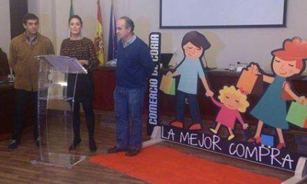 Coria presenta un novedoso programa de actividades culturales y comerciales con motivo de la Navidad