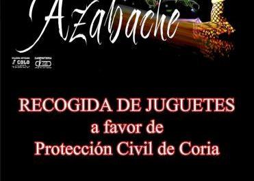 """El grupo flamenco """"Azabache"""" ofrece un espectáculo solidario este viernes en Coria"""
