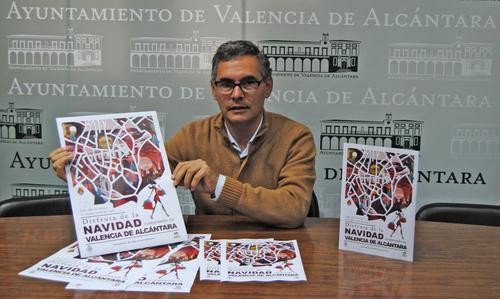 El consistorio de Valencia de Alcántara diseña una campaña para fomentar el comercio local en Navidad