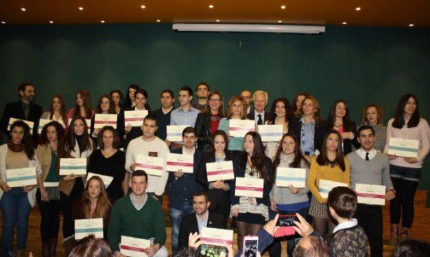 Un total de 95 alumnos reciben los Premios Extraordinarios de la Consejería de Educación