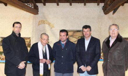 La Casa Toril de Moraleja alberga un Belén con más de 500 figuras y escenas tradicionales