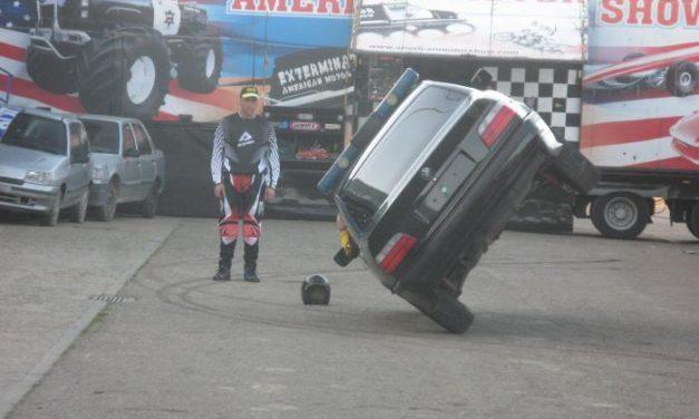 El espectáculo American Motor Show congregó a casi 400 personas durante el fin de semana en Moraleja
