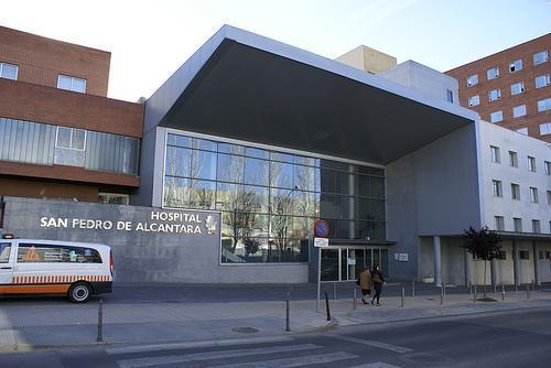 El primer bebé del año en Extremadura es una niña que nació en el Hospital de Cáceres a las 01:00 horas