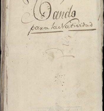 El Archivo Histórico de Cáceres muestra documentos de excesos navideños de los siglos XVIII y XIX