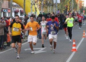 Casi medio millar corredores se da cita en la XVIII San Silvestre y la VI Milla Urbana de Coria