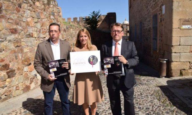 La Real Casa de la Moneda emitirá a finales de mes un sello dedicado a Cáceres como Capital Gastronómica