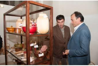 Diputación reedita el catálogo sobre la Red de Centros de Artesanía  e incluye la nueva Sala de Guadalupe