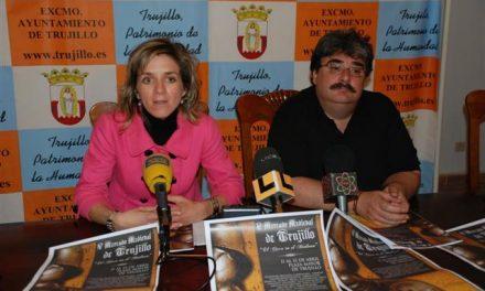 La Plaza Mayor de Trujillo acogerá el quinto mercado medieval con el circo como protagonista