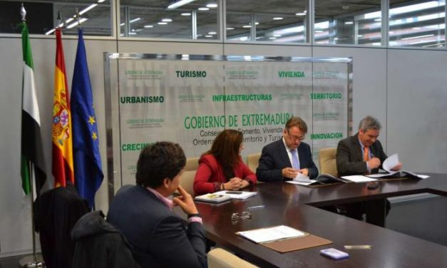 Turismo invierte 1,4 millones en la creación y mejora de infraestructuras turísticas en cinco municipios extremeños