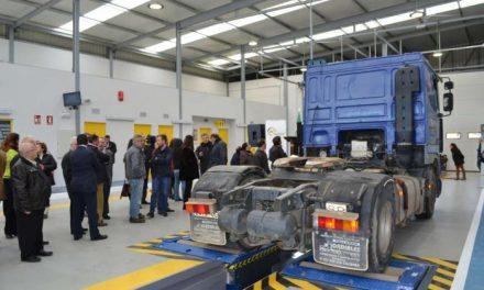 El consejero de Fomento inaugura la ITV de Logrosán que da servicio a 28.000 habitantes de 16 municipios