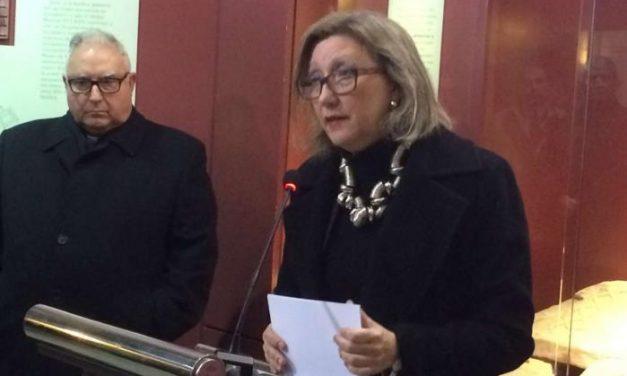 Nogales asegura que el convenio del Consorcio de Mérida y la Iglesia servirá para potenciar Santa Eulalia