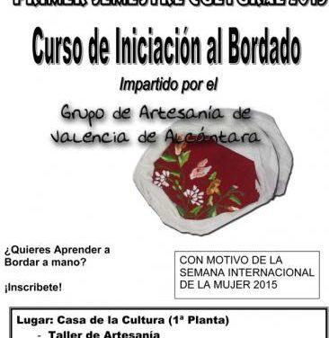 El Ayuntamiento de Valencia de Alcántara comienza con los preparativos para la Semana de la Mujer