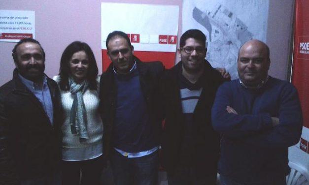 César Herrero es elegido en las elecciones primarias del PSOE de Moraleja como candidato a la alcaldía