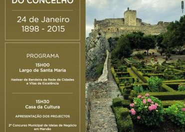 Marvão conmemorará su independencia el día 24  y presentará sus avances empresariales y turísticos