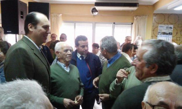 Hernández Carrón inaugura las nuevas instalaciones del centro residencial 'San Blas' de Moraleja