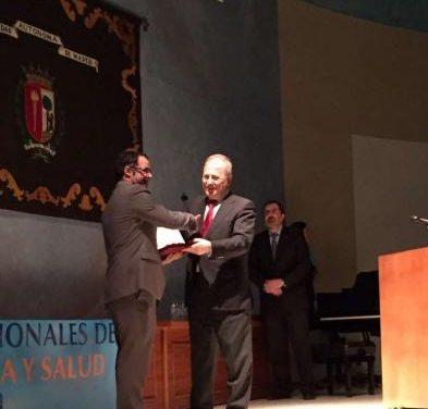 El SES recibe el XX Premio Nacional de Informática y Salud por la interoperabilidad de la receta electrónica