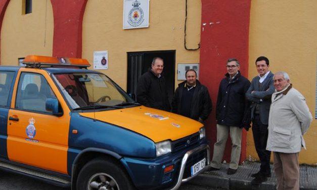 Protección Civil de Valencia de Alcántara demanda a Administración Local mapas topográficos actualizados