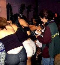 La Policía Nacional detiene a tres brasileñas en un club de alterne de Badajoz por estancia irregular